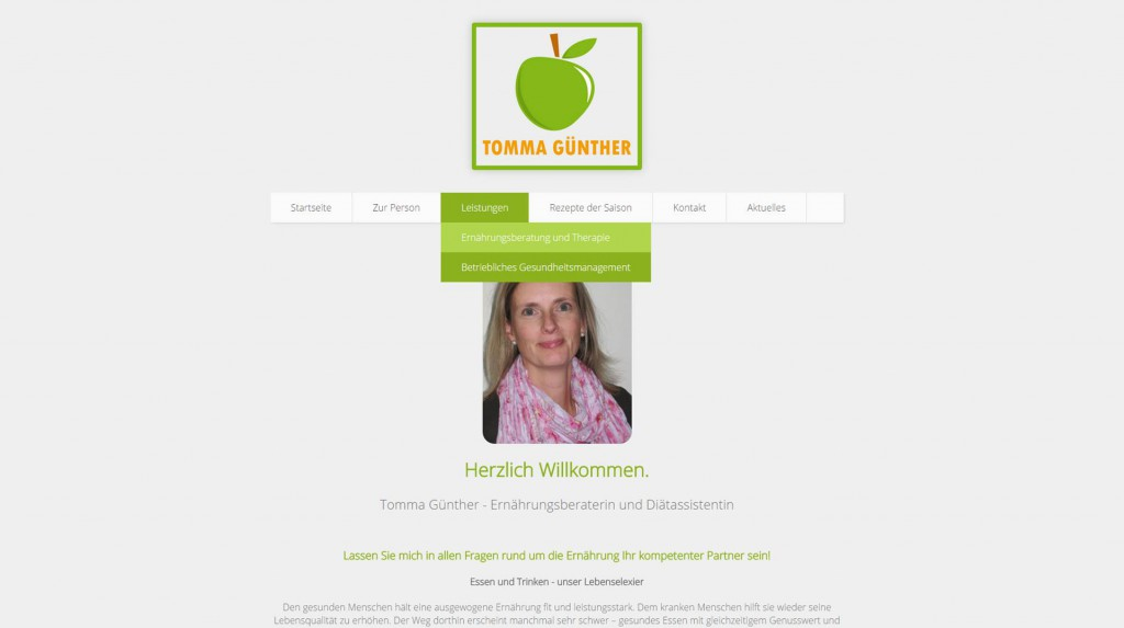 tomma-website